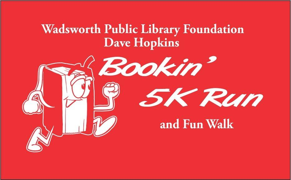 2018 Bookin' 5k & Fun Walk